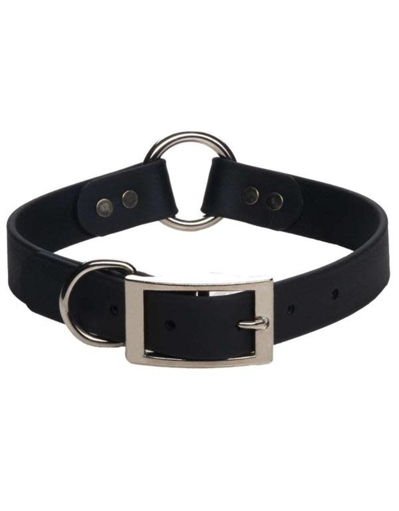 "Mendota Products DuraSoft Hunt Collar - Black - 1"" x 16"""