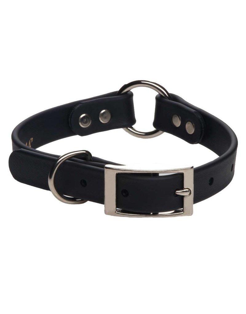 "Mendota Products DuraSoft Hunt Collar - Black - 1"" x 20"""