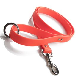 "Mendota Products DuraSoft Snap Lead - Orange - 1"" x 6'"