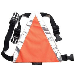 Mendota Products Visi-Vest - Orange - Large