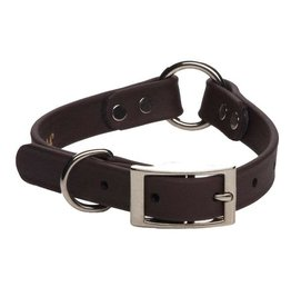 "Mendota Products DURASOFT IMITATION LEATHER COLLAR - CENTER RING 3/4"" x14"""