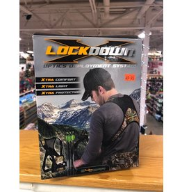 FeraDyne Outdoors SG00314 S4 Gear LockDown X - Realtree APG