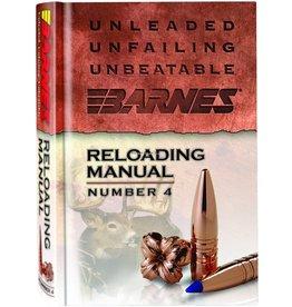 Barnes Bullets Barnes 30745 BRM4 #4 Manual