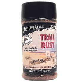 Hi Mountain Trail Dust Western Style Seasoning