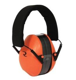 Radians, Inc Lowset Earmuffs Hi-Vis Orange Earcups