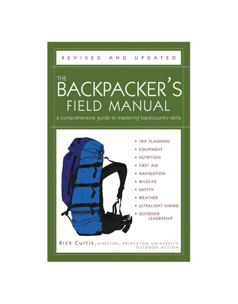 Liberty Mountain BACKPACKERS FD MANUAL: COMP GD