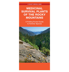 Liberty Mountain MEDICINAL SURVIVAL PLANT ROCKY