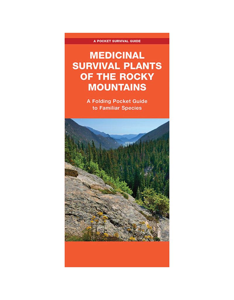 Liberty Mountain MEDICINAL SURVIVAL PLANT ROCKY