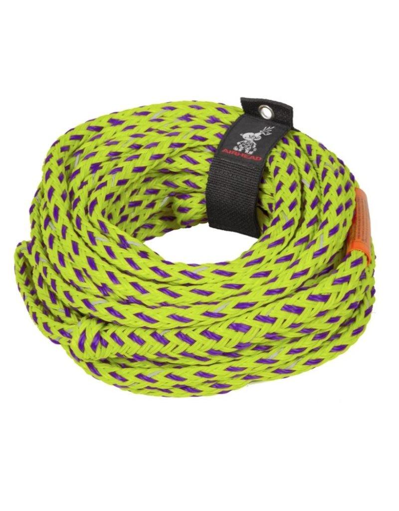 Kwik Tek AIRHEAD SAFETY Floating Tube Rope, 6 Rider