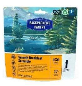Backpackers Pantry Summit Breakfast Scramble