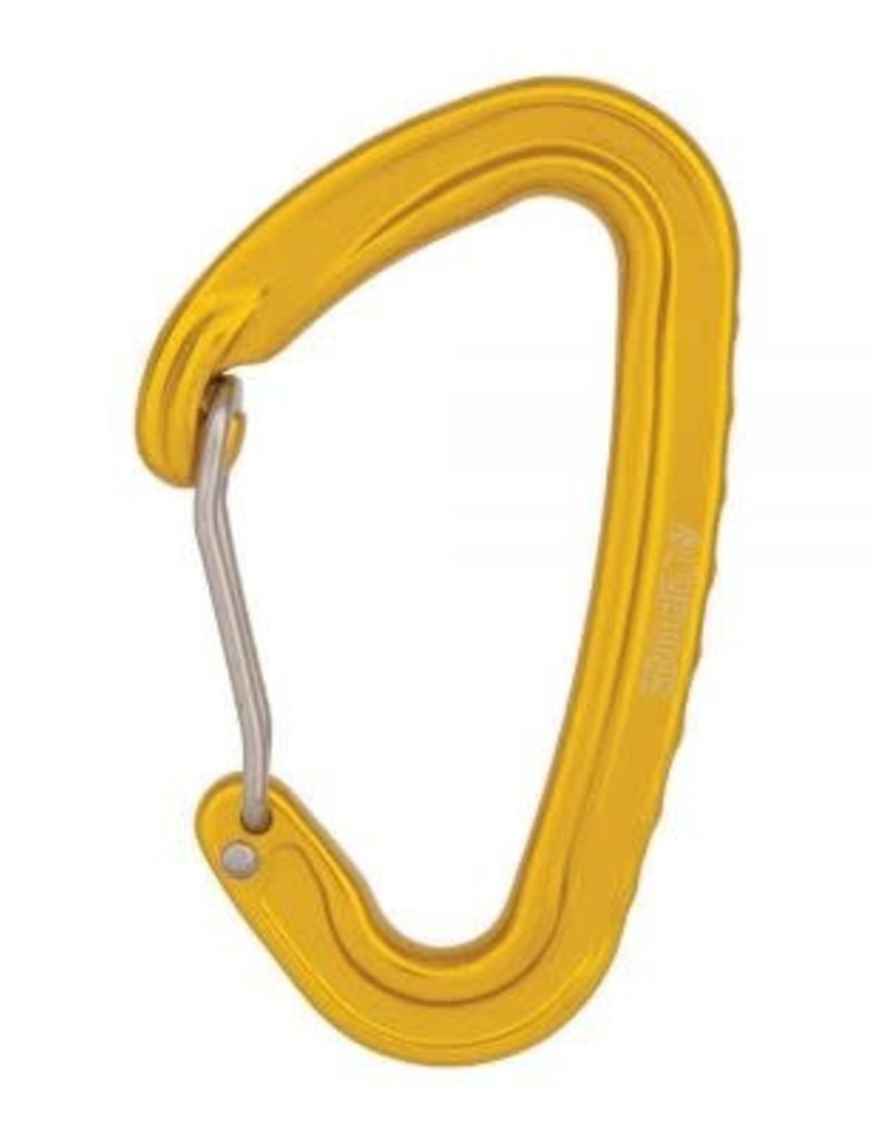 Cypher Cypher Ceres II Wire Gate Carabiner- Gold