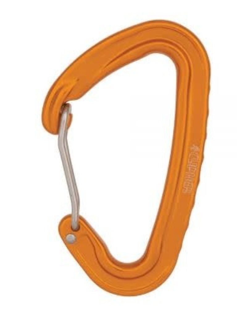 Cypher Cypher Ceres II Wire Gate Carabiner- Orange