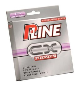 Pucci & Sons, Inc (P-Line) P-Line CXFFL-6lb 300 YD CX Premium Fluorocarbon-Coated Mono Filler