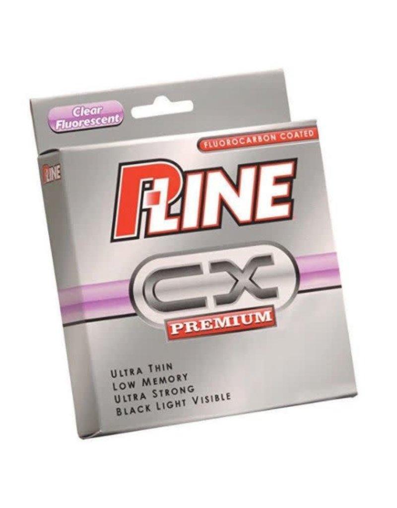 Pucci & Sons, Inc (P-Line) P-Line CXFFL-10lb 300 YD CX Premium Fluorocarbon-Coated Mono Filler