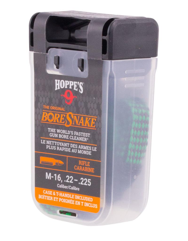 Hoppes 24011D Hoppes M-16 223/556 Bore Snake DEN Pkg