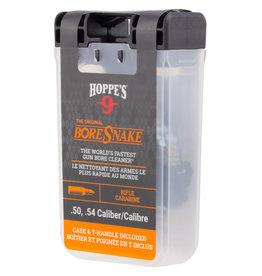 Hoppes Hoppes 24020D BoreSnake Den 50/54 Cal Rifle Bronze Brush