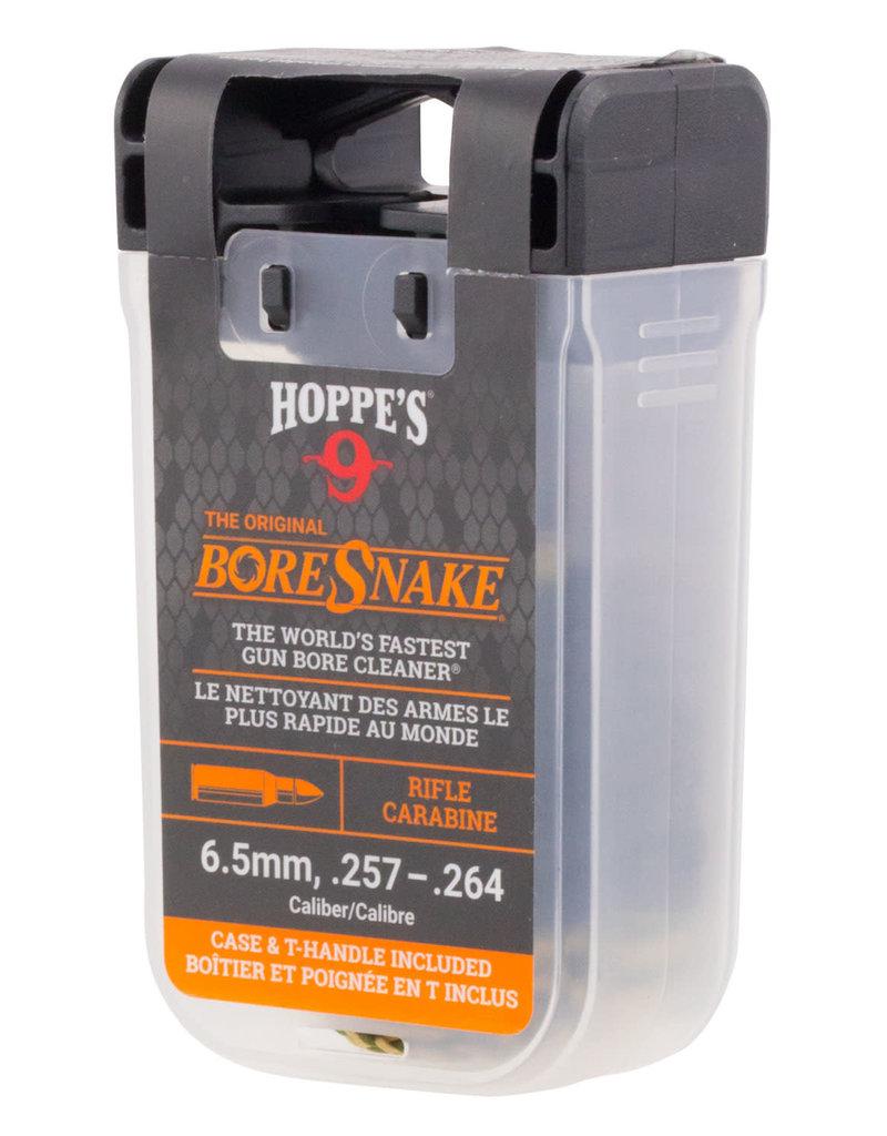 Hoppes Hoppes 24013D BoreSnake Den 6.5mm/257-264 Cal Rifle Bronze Brush