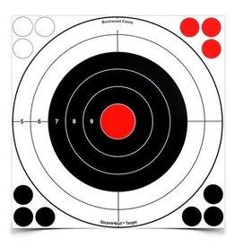 "Birchwood Casey 33912 Stick-A-Bull™ 12"" Adhesive Bull's-Eye - 5 targets"