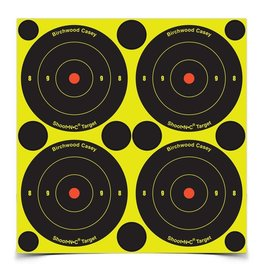 "Birchwood Casey 34315 Shoot•N•C® 3"" Bull's-eye Target - 48 targets"