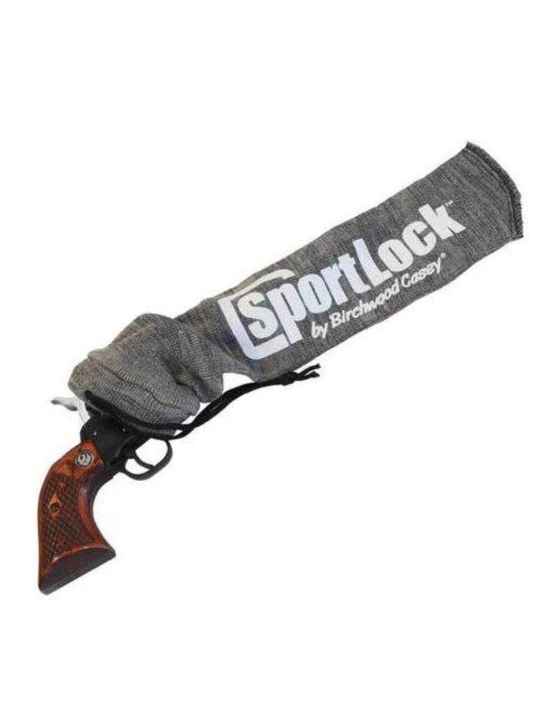 Birchwood Casey 06950 Silicone Gun Sleeve Handgun - Grey (3.8 x 15.0)