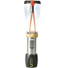 Industrial Revolution UCO Leschi LED Lantern Black