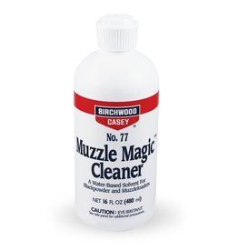 Birchwood Casey Muzzle Magic™ No. 77 Black Powder Solvent 16 ounce
