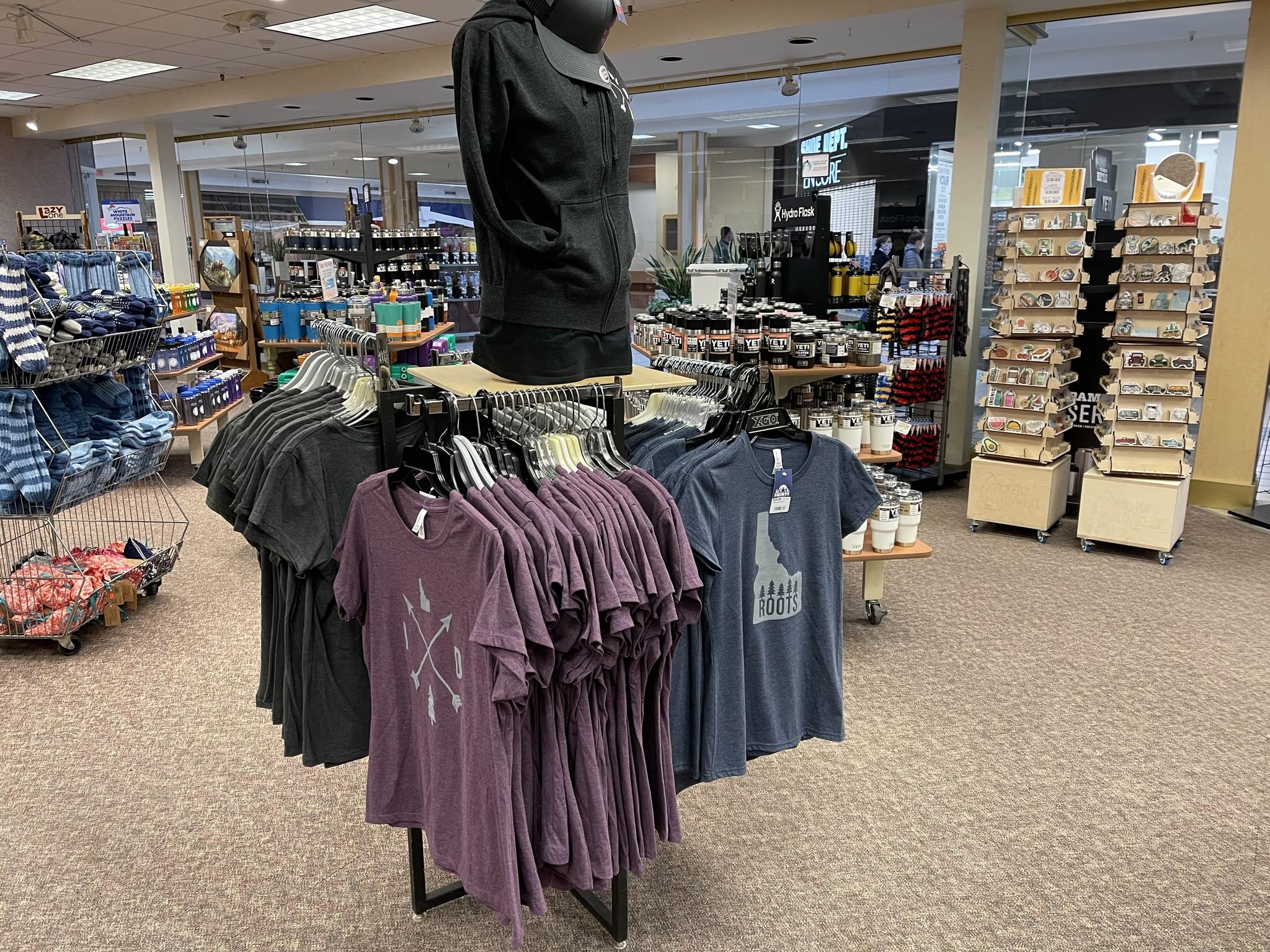 Idaho Tshirts and Sweatshirts