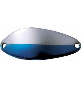 Acme Tackle Company Acme C100/NNB Little Cleo 1/3 oz. Nickel Neon BLU