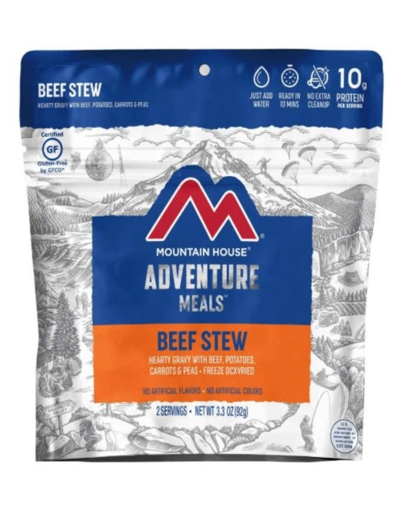 Mountain House Beef Stew CLEAN LABEL