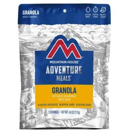 Mountain House Granola with Milk & Blueberries CLEAN LABEL