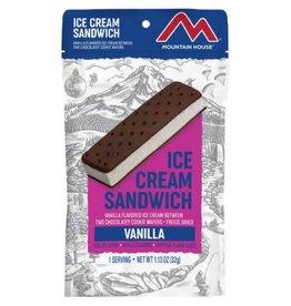 Mountain House Mountain House Vanilla Ice Cream Sandwich CLEAN LABEL