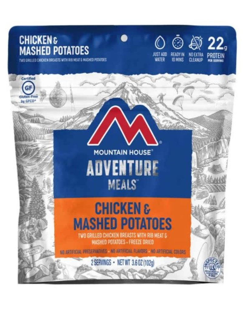 Mountain House Mountain House Adventure Meals Chicken & Mashed Potato Dinner CLEAN LABEL