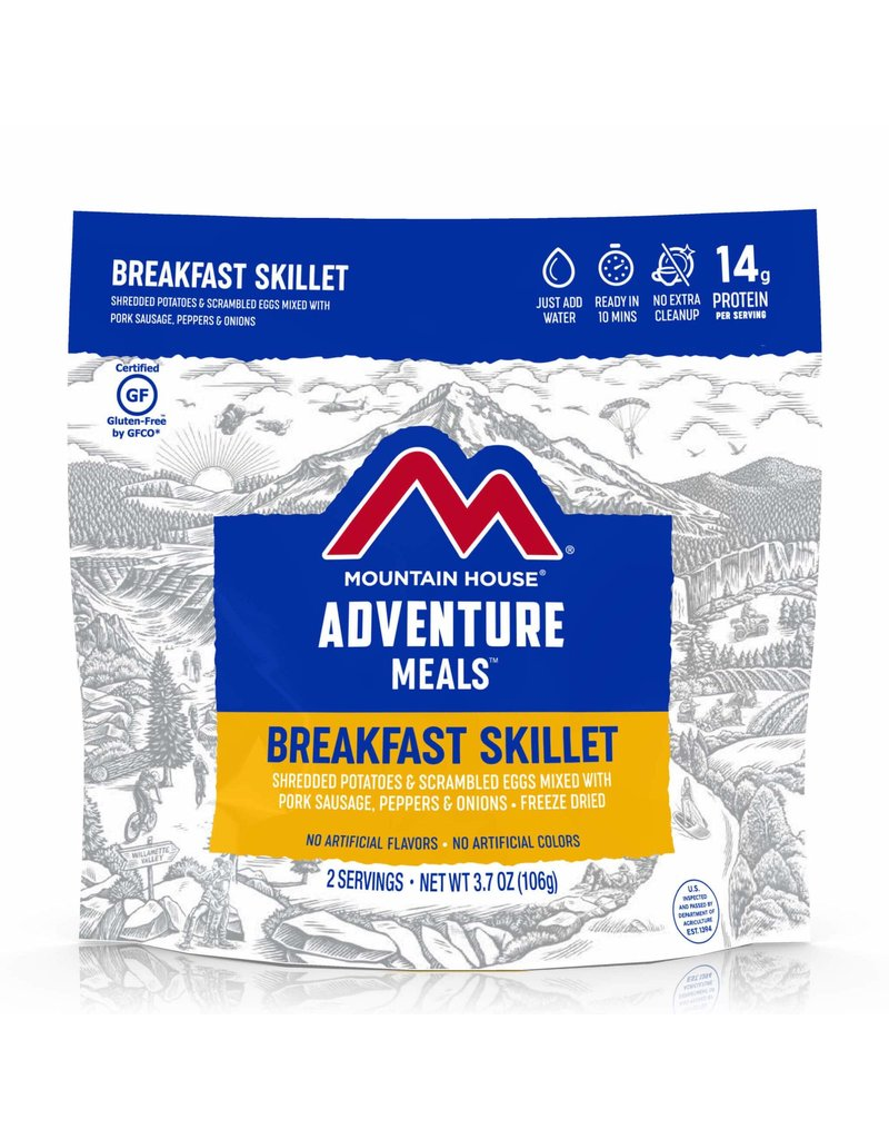 Mountain House Breakfast Skillet CLEAN LABEL