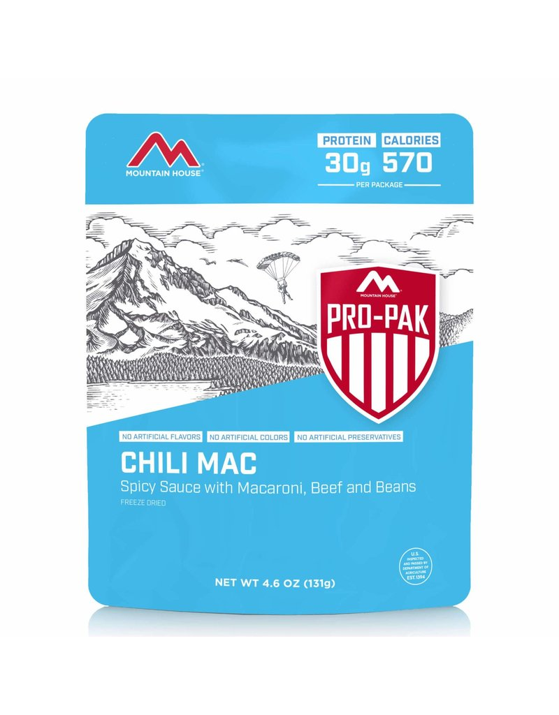 Mountain House Chili Mac with Beef Pro-Pak®