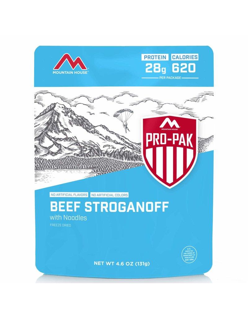 Mountain House Beef Stroganoff Pro-Pak
