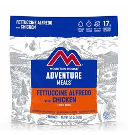 Mountain House Fettuccine Alfredo with Chicken CLEAN LABEL