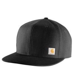 Carhartt 101604-001OFAA M FrmDck Flt Brm Cap 001-Black