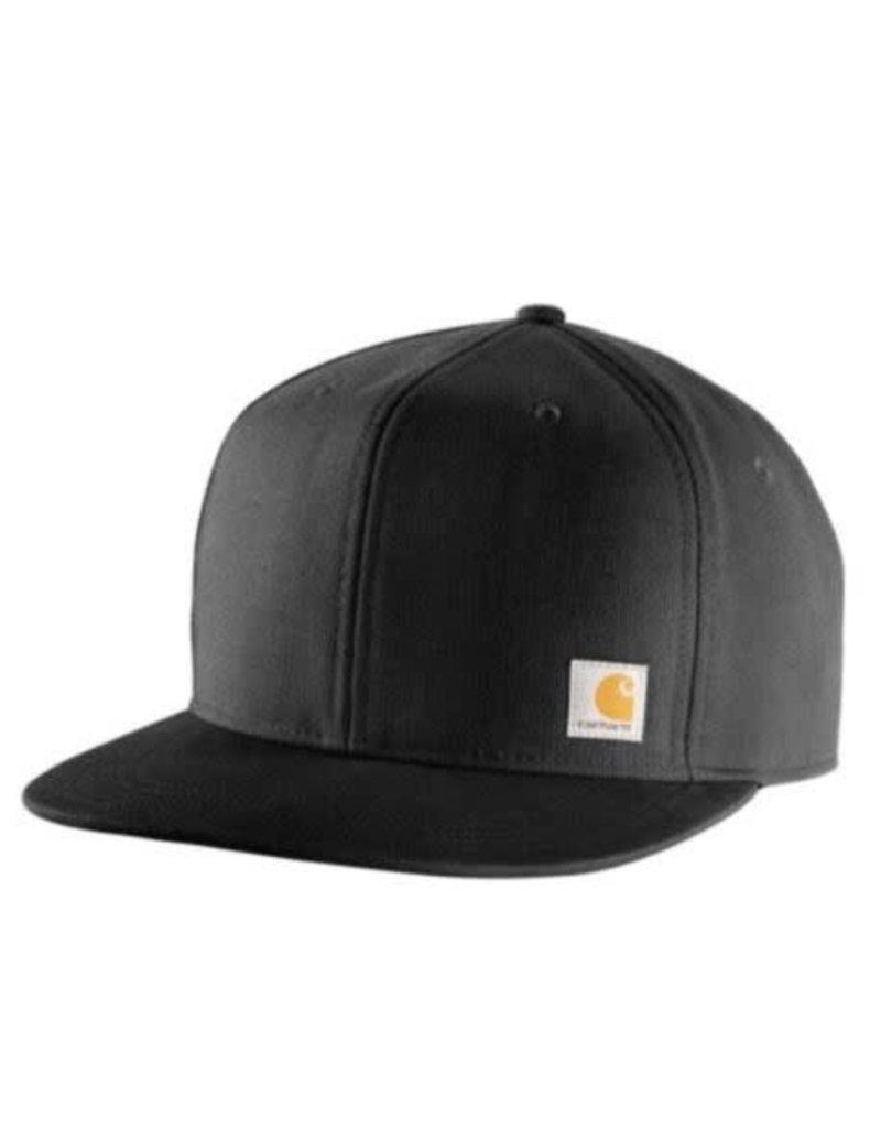Carhartt Ashland Cap, 101604-001OFAA M FrmDck Flt Brm Cap 001-Black