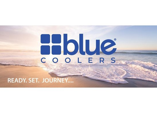 Blue Coolers