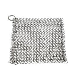 """Camp Chef 7"""" X7"""" Chainmail Scrubber"""