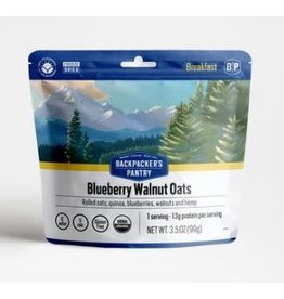 Backpackers Pantry BLUEBERRY WALNUT OATS