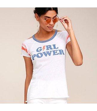 Chaser Girl Power Tee