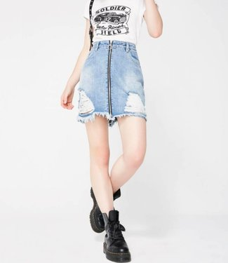 TWINN Instant Denim Skirt