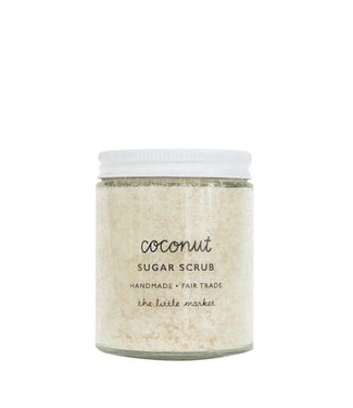 The Little Market Coconut Scrub