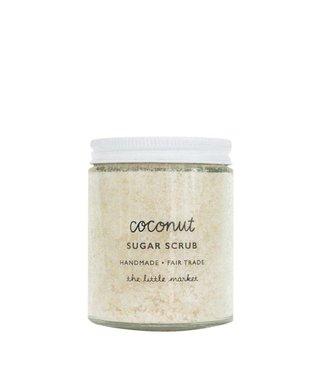 The Little Market Coconut Scrub