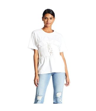 Kendall & Kylie Corset Tee