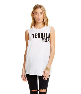 Chaser Tequila Helps Tank