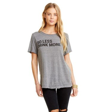 Chaser Less is More Tee