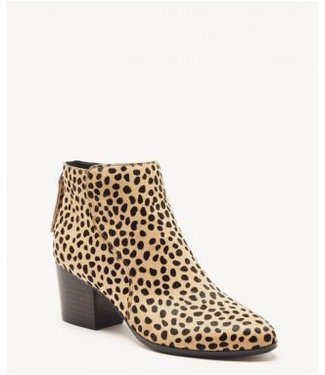Sole Society Tashia Boot Animal