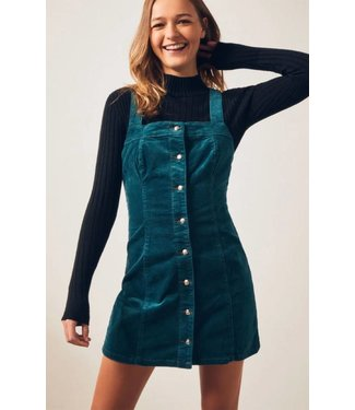 Line & Dot Anywhere Else Pinafore